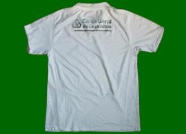 Terceira camisola branca do Sporting sem sponsor 2008/09