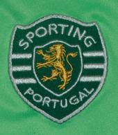 Camisola de treino de um jogador da Academia Sporting 2009 2010