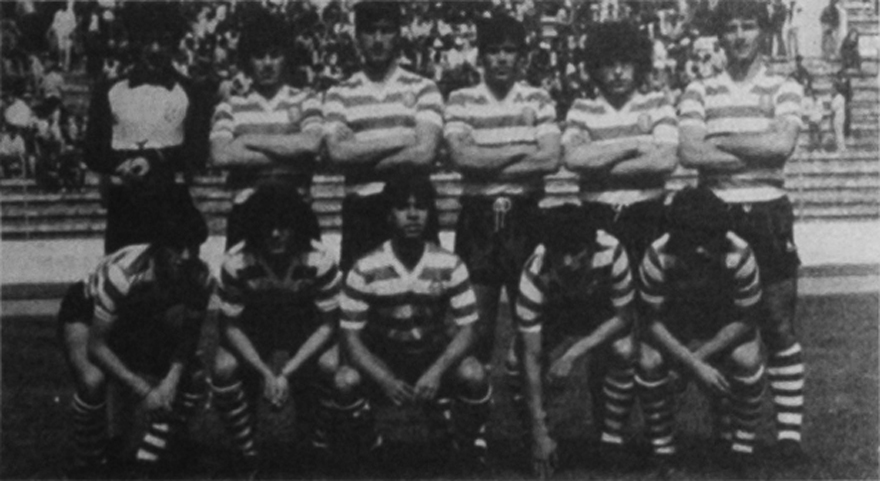Equipa de juniores de 1982/83