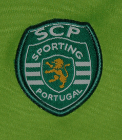 2004/05. Camisola de guarda-redes, da equipa júnior