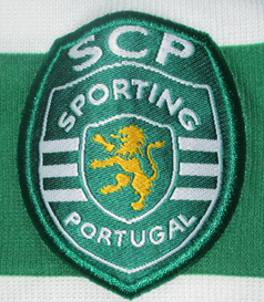 Sporting 2005/2006, U21. Sporting Lisbon shirt, probably match worn by  Tiago Pires