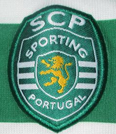2005/2006, juniores A. Camisola de jogo do Sporting do Centenário, do Tiago Pires