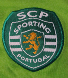2004/2005, U21. Away jersey match worn by Tiago Pires, Sporting Clube de Portugal