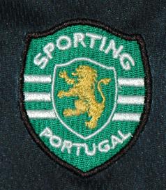 Sporting 2001/02. Camisola dos juniores, tamanho XL