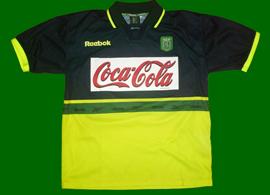 Sporting Club Portugal 1999/2000, U21 away match worn shirt