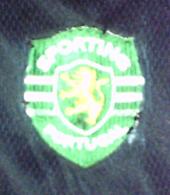 Camisola alternativa dos juniores do Sporting