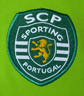 Match worn XL shirt from the Sporting Academy