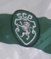 Jersey worn by Saber, match Lierse-Sporting 1 October 1997 Champions League game