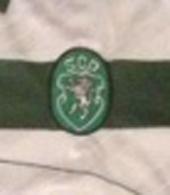 1994/95, equipamento de jogo do Yordanov, lenda do Sporting