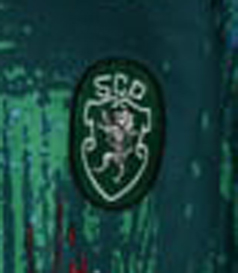 1992/93. Camisa de Futebol Adidas de goleiro, usada em jogo por Ivkovic