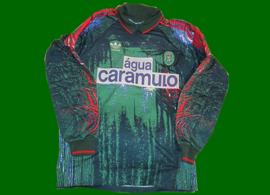 1992/93. Goal keeper Adidas shirt Ivkovic Sporting