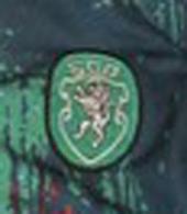 1992/93. Goal keeper Adidas jersey