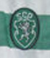 equipamento de jogo Sporting jogo particular contra o Porto a 30 de Julho de 1998