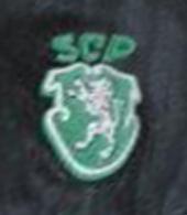 Camisola usada em jogo pelo guarda-redes Luís Vasco em 1995/96