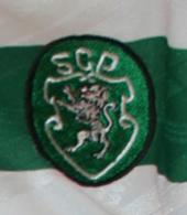 Sporting Lisbon match worn top, player Oceano