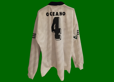 1997/98. Camisola preparada para Oceano