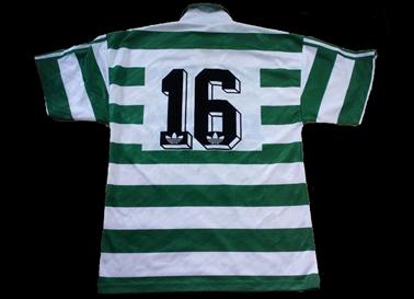 1993/94. Camisola de jogo do Porfirio, Taça UEFA