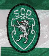 Sporting Clube de Portugal replica jersey 1992 93
