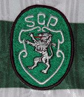 Sporting Portugal home kit hoops telecel 1997