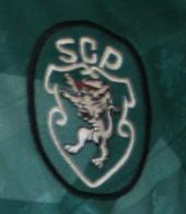 maillot porté Saber Sporting Club Portugal Stromp