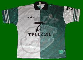 Stromp jersey pure class 1997/1998 Sporting Lisbon