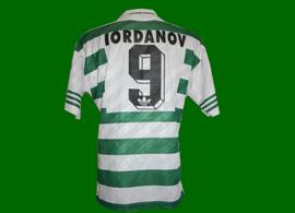 equipamento de jogo Iordanov 96 97