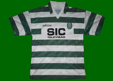 Sporting SIC sponsor, football