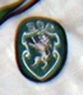 Away footbal top, match worn by Ricardo Sa Pinto lion heart 95 96