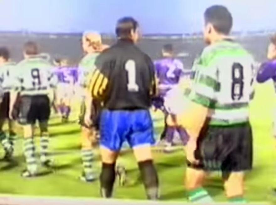 Sporting-Casino Salzburg, 24 de novembro de 1993