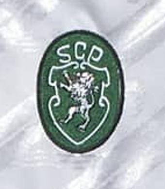 1993/94. Camisola de jogo do Valckx