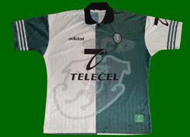 Stromp Sporting Lisbonne Adidas 1996 1997