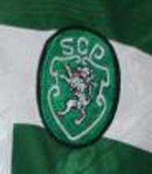 Sporting Lisbon Adidas shirt Balakov 92/93