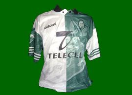 Sporting Lisbon Stromp jersey match worn Nene pre-season