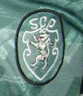 1997-98 Camisola Stromp do Sporting preparada para Nene
