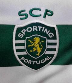 2016/17. Camisola para adeptos, produto oficial do Sporting
