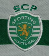 Camisola Academia Sporting Povoa de Santa Iria 2011 emblema