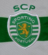 Equipamento listado da Escola Academia Sporting CIF 2011 12