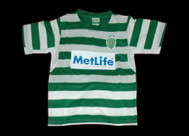 Camisola listada EAS Sporting CIF 2011 12