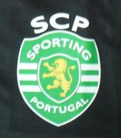 Equipamento de guarda-redes da Escola Academia Sporting Povoa de Santa Iria 2012/13