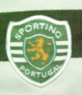 Sporting Lisbon Jersey from the Escola Academia Sporting of Póvoa de Santa Iria, without sponsor