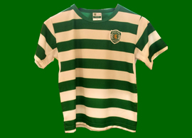 camisa das Escolas do Sporting 2010