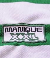 Camisola veteranos EAS Manique XXL 2011
