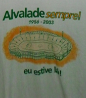 2003. Special shirt for the Jose Alvalade stadium, 1956-2003