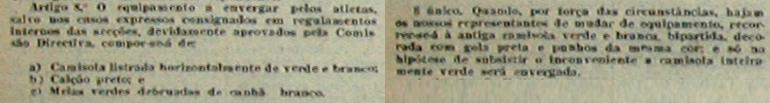 Os Estatutos de 1968: simplificação