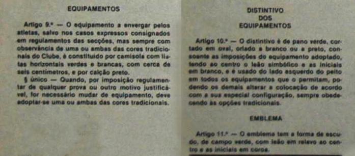 Os Estatutos de 1981
