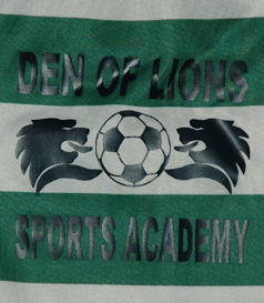Camisola de Den Of Lions - Lar dos Leoes de New Jersey, do jogador Renan Lopes