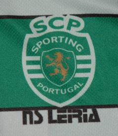 2014/15. Camisola de basquetebol do Núcleo Sportinguista de Leiria
