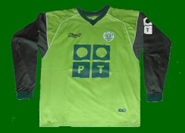 torwart trikot sporting lissabon 2004 2005