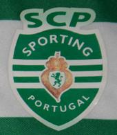 camisola Sporting marca Crenku simbolo