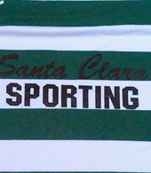 camisola do Santa Clara Sporting Clube, USA, Califórnia